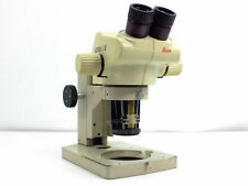 Leica GZ6  0.67x - 4x Microscope Head with Focus Block - AS IS - For Parts/Repai