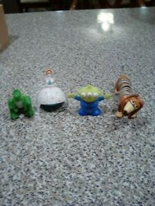 8 PIECE BURGER KING TOY STORY TOYS