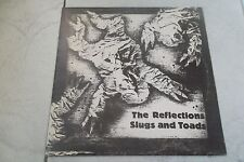 THE REFLECTIONS SLUGS AND TOADS LP UK 1981