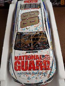 Dale Earnhardt 2014 Daytona 500 Raced Win Autographed