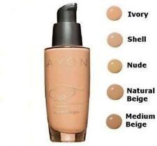 Avon All Skin Types Liquid Single Foundations