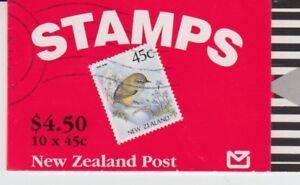 N.Nouvelle-Zélande 1183 A MH Oiseaux (MNH)