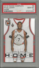 2015 Panini Complete Kyle Lowry Home PSA 10