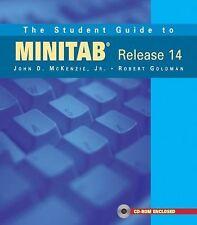Minitab R14 by Robert Goldman, John McKenzie and Minitab Inc. Staff (2004, CD-R…