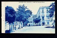 2770.-ALHAMA DE ARAGÓN -Calle de Antonio Pérez