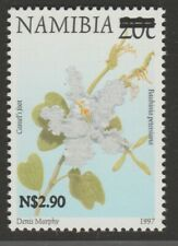 More details for namibia 2005 surch $2.90 on 20c camel's foot sg996