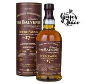 SCOTCH WHISKY SINGLE MALT DOUBLEWOOD 17 Y.O. - THE BALVENIE