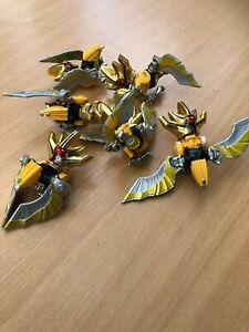 Power Rangers Wildforce Megazord - Rare bird zord head section 1 supplied