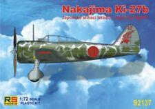 RS Models 1/72 Nakajima Ki-27b # 92137