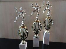 Pokal Handball Neuheit 2017 incl. Gravur  in 3 verschiedene Höhen  trophy