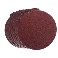 6 Inch Heavy Duty Adhesive Sticky Back Tabbed Sanding Discs