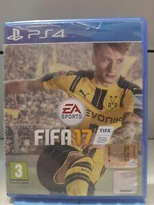 EA SPORTS FIFA 17 - CALCIO - PS4 PLAYSTATION 4 - ITALIANO - BUONO STATO