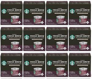 96 Cans Starbucks Dark Roast Ground Coffee Cans French Roast READ DESCRIPTION