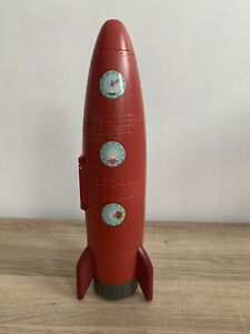Ben & Holly's Little Kingdom Talking Elf Space Rocket With Lights & Sounds VGC