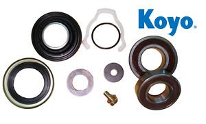 Premium Maytag Neptune Washer Front Loader KOYO Bearings, Seal Kit 12002022