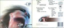 OXA ANNA LIVE CON I NEW TROLLS BOX DOPIO CD 1990 + INSERTO ITALY