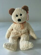 TY Beanie Baby - HUGGY the Bear (8 inch) - RARE RETIRED - GREAT CONDITION