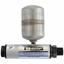 Tsunami Moisture Minder Automatic Piston Air Tank Drain w/ External Reservoir...