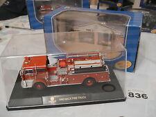AMERICAN MINT 1960 MACK FIRE TRUCK  DIE CAST  1:43 SCALE FIRE ENGINE   BNIB