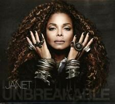 Unbreakable von Janet Jackson (2015), Digipack, Neu OVP, CD