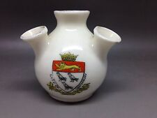 Crested Chinaware  Pot - Canterbury - 4 Hole