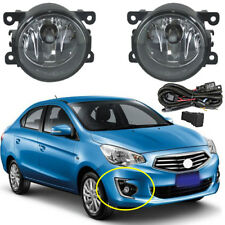 Fog Lamp Spot Light For Mitsubishi Attrage / Mirage G4 Sedan 2013 2014 2015/1set