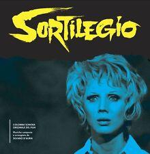 Silvano D'Auria – Sortilegio OST LP Four Flies 2016 Ltd. Ed 500 copies