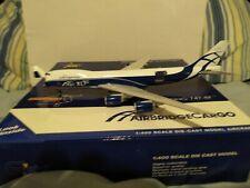 "Gemini Jets GJABW1895 1:400 AIR BRIDGE ""INTERACTIVE SERIES"" B747-8HF VP-BBY"