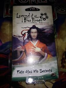 FFG Legend of the Five Rings LCG: Fate Has No Secrets Dynasty Pack