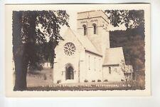 Putnam Real Photo Postcard All Saints Episcopal Church Peterborough NH