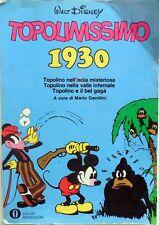 OSCAR MONDADORI TOPOLINISSIMO 1930 1981 PRIMA EDIZIONE