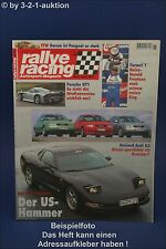 Rallye Racing 6/97 Corvette Porsche GT1 Volvo V70 T5