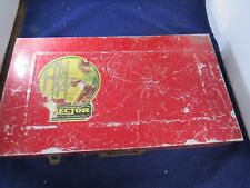 Vintage 1950's Marx mar lines Tin train 7 Car lot