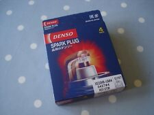 Box of four Denso XE20HR-U9 / 3427 / D167 Spark plugs