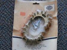 RARE NOS GENUINE HARLEY SHOVELHEAD  EXHAUST CLAMP KIT  1983 HARLEY ACCESSORY