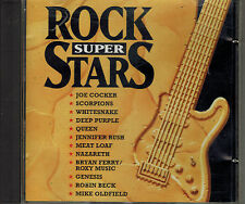 CD Rock Super Stars ,Sehr gut ,Tracklist 2. Foto