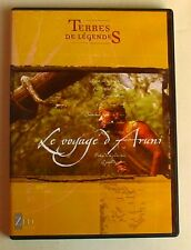 DVD LE VOYAGE D'ARUNI - COLLECTION TERRES DE LEGENDES - 7 EPISODES