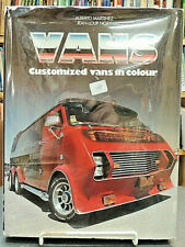 Vans Customized Vans In Color Hardcover Automotive Photography Martinez