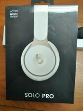 Beats by Dr. Dre Solo Pro On Ear Wireless Headphones - Gray Sealed