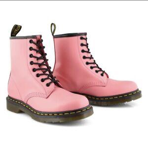 Dr.Martens 1460 Smooth Acid Pink Boots