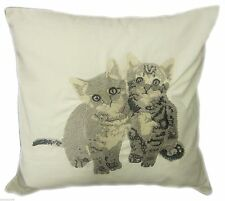 100% Cotton Embroidered Bedroom Decorative Cushion Covers