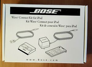 BOSE Wave Connect Kit For iPod With Remote 315527-0010