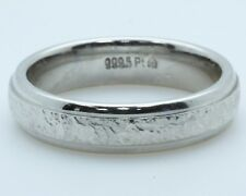 """Christian Bauer Gent's Band in Platinum #273359  5.5mm Wide """"Sample Sale"""""""