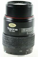 Tokina AF SD 70-210mm 70-210 mm 1:4-5.6 4-5.6 für Minolta Sony Dynax Digital