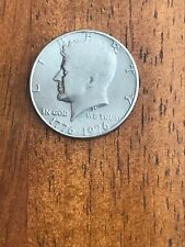 1976 United States Bicentennial Kennedy Half Dollar Fifty Cent Coin