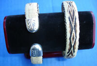 Western Cowboy/Cowgirl Jewelry Hitched Horsehair Bracelet