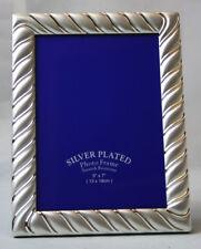 Fotorahmen/ Bilderrahmen 13x18/ 10x15  Aluminium Silber SILVER PLATED stehend