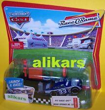Error Launcher- NITROADE Launcher #28 + MOOD SPRING Piston racer #33 Disney Cars