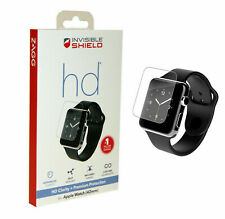 GENUINE Zagg Apple Watch Series 4 (42mm) InvisibleShield HD Screen Protection
