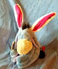 "Easter Bunny EEYORE 10"" Disney Store PLUSH NWT Stuffed Animal Toy"